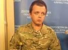 Речь Семена Семенченко перед снятием балаклавы (ВИДЕО)