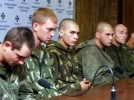 Отпущенные российские десантники не добрались домой (ВИДЕО)