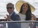 Первое свадебное фото Амаль Аламуддин и Джорджа Клуни