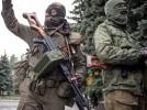 Столкновения между пророссийскими боевиками и казаками
