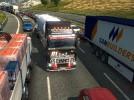 Как я вырулил из большой пробки в Euro Truck Simulator 2