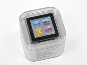 Новый iPod nano - это клон iPod shuffle + тачскрин (ФОТО)