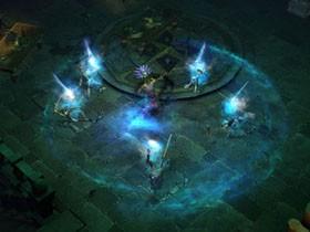 Diablo III заставит игроков продумывать тактику боя