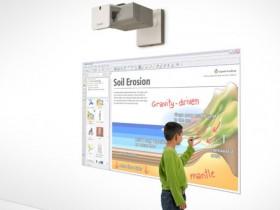SMART Technologies,интерактивный проектор LightRaise 40wi