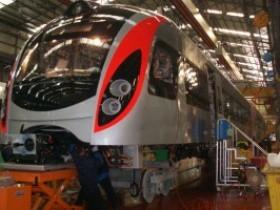 экспресс-поезд Hyundai