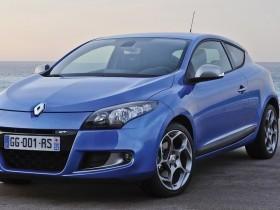 Купе Renault Megane