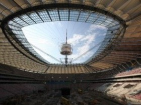 стадион,Варшава