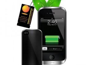 SolMate,iPhone,зарядка