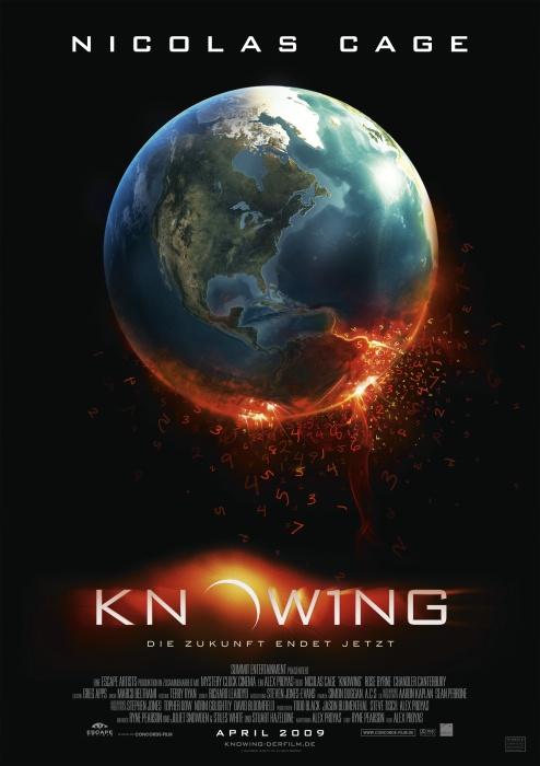 Знамение / Knowing (2009)