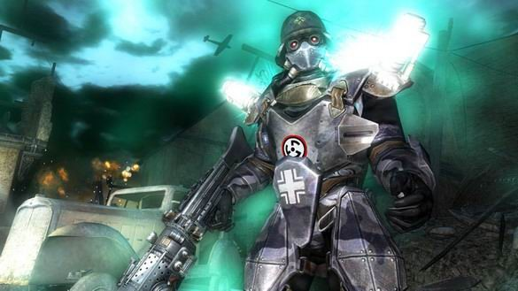 Wolfenstein: максимальные условия