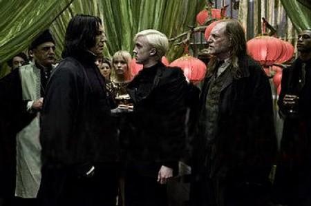Гарри Поттер и Принц-полукровка. Прецеденты, компоненты, детали