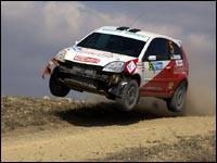 Хохол выиграл чемпионат РФ по авто-ралли!