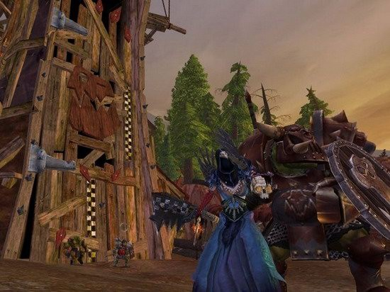 «Warhammer On-line: Время Возмездия»: автомат для Mac