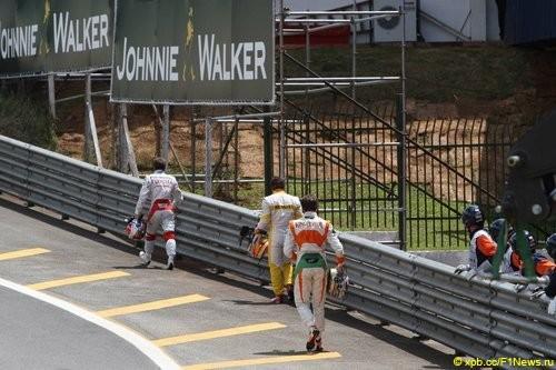 Гран При Бразилии : послегоночные комменты
