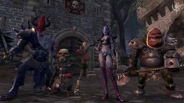 WH: Время Возмездия: «Восход Луны Демонов» на Хеллоуин