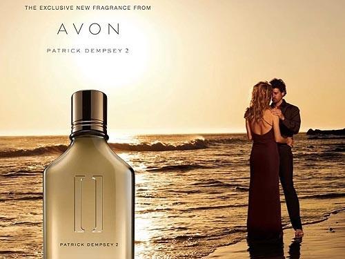 Патрик Демпси снялся с супругой в рекламе собственного нового запаха