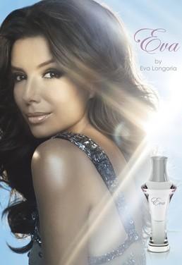 Ева Лонгория производит свежий запах «Eva»