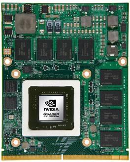 Серия Quadro FX для экспертов от Nvidiа