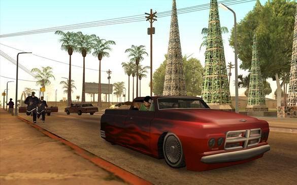Выход отечественной ПК-версии Гранд Theft Авто: San Andreas