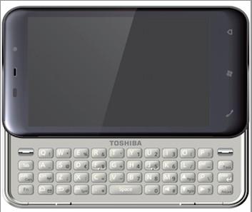 Toshiba TG02 и K01 - телефоны на Виндоус Mobile 6.5