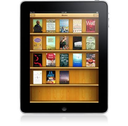 Эпл восстанавливает DRM защиту в электронных книжках для iPod