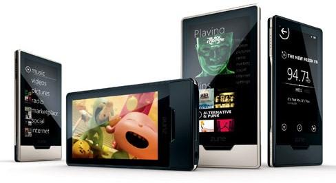 Виндоус Phone 7 доставит доступность сервисов Майкрософт Zune