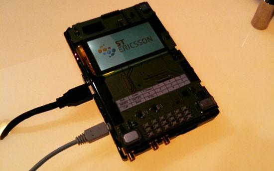 Подвижная платформа ST-Ericsson U8500 достаточно производительная