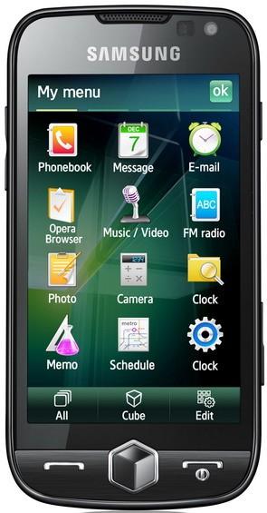 WiTu AMOLED: формальный телефонный аппарат зимней Олимпиады 2010