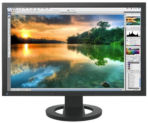 "Дисплей EIZO CG223W 22"" отражает 95% палитры Adobe RGB"
