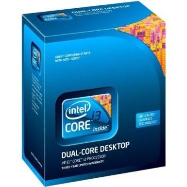 Intel Core i3 550 на 3,2 ГГц появитяс во II месяце 2010-го