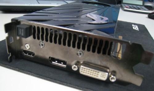 Radeon Матрикс на базе HD 5870 от ASUS