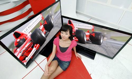 HDTV Плазмы в 25 миллиметров и с частотой обновления кадра 600 Гц