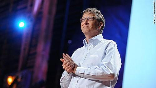 Билл Гейтс пропагандирует АЭС нового вида
