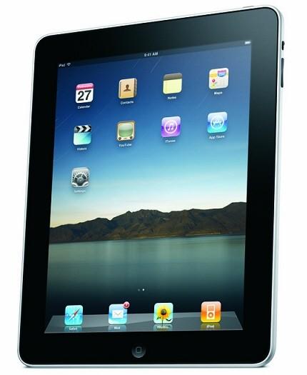 Эпл заявляет заказ на планшетник iPod