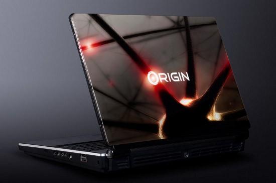 """Eon18 - новая 18"""" игровая система-ноутбук от Origin"""