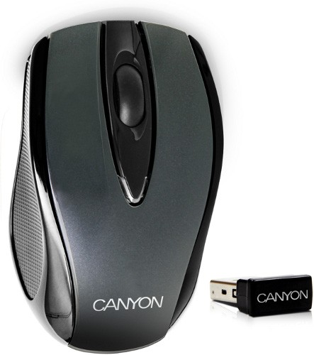 Canyon CNR-MSOPTW7 - Беспроводная мышка весьма аккуратна и хороша