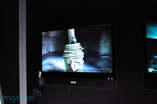 ASUS и MSI сделали многогранные ПК с помощью 3D видео