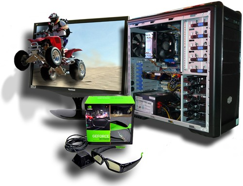 3D набор SLY Vision для начинающих