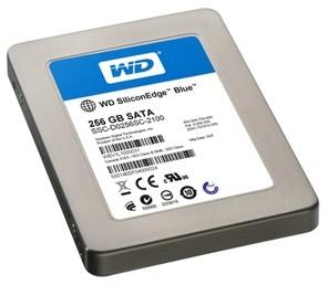 SSD от Western Диджитал сейчас действительность