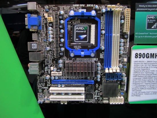 Материнки на чипах AMD 8 Серии с функцией UCC от ASRock