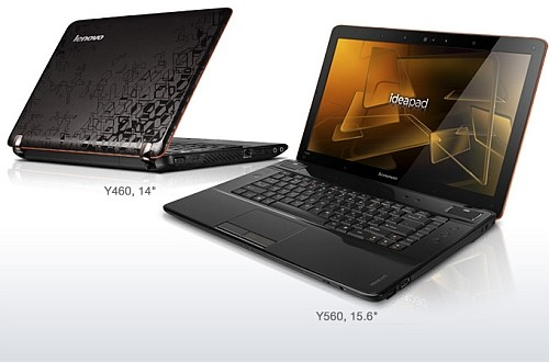 Новинка от Lenovo компьютер IdeaPad Y460 уже продается
