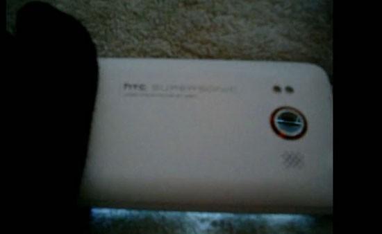 HTC Supersonic под силу помощь сетей WiMAX