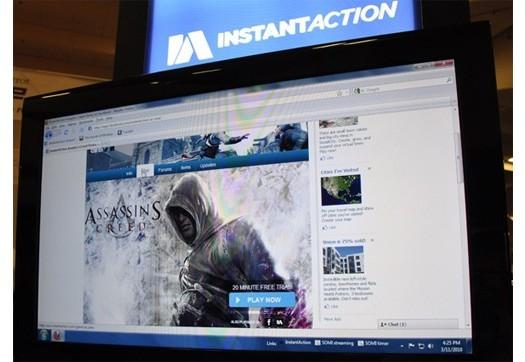 InstantAction сделала игровую видеоплатформу для социальных сетей
