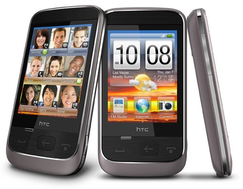 Реализации HTC Смарт в Европе и Азии начнутся в середине мая