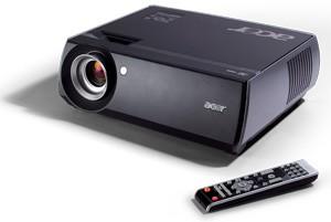 Acer продемонстрировала обновленный видеопроектор P7290