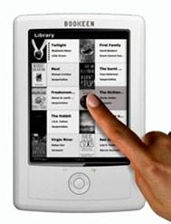 Cybook Opus - свежие электронные книжки от Bookeen