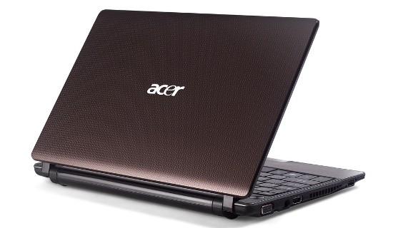 Aspite TimelineX 1830T - узкий ноут на Core i5 от Acer