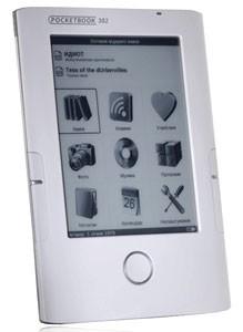 PocketBook 302 Cookie - первая жидкокристаллическая читалка
