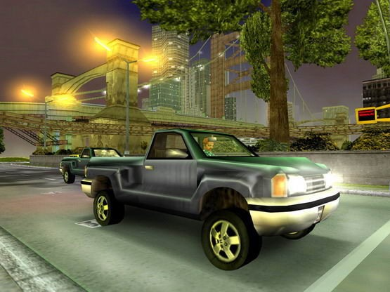 Гранд Theft Авто III: модификация для ПК  в распечатки