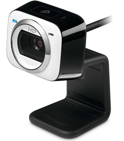 Веб-камеры с помощью HD от Майкрософт